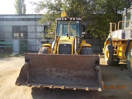 ekskavator pogruzchik new holland b115 4ps