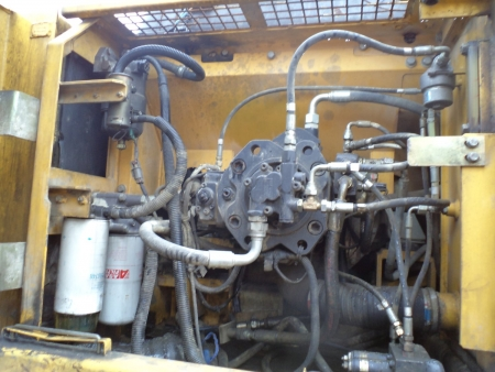 ekskavator new holland e385lc