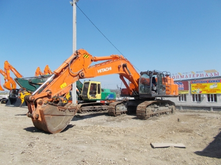 ekskavator hitachi zx450lc 3 be